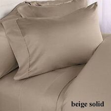 [{NEW BEIGE 1000TC EGYPTIAN COTTON COMPLETE BEDDING ,SHEET SET,DUVET COVER}]