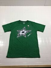 Dallas Stars PLAYDRY TEE NHL Shirt reebok POLYESTER a1184