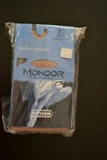 MONDOR + FOOTED DANCE TIGHTS + MODEL 345 + SUNTAN 82  SIZES 2-4, 4-6, XL