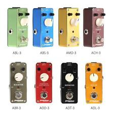 Aroma A wide Variety of Guitar Effect Pedal Chorus Distortion Overdrive M3Q4