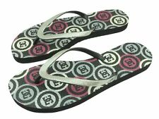 DC Shoes Ponto G Flip flops BNWT Womens Size US 10 Thongs Sandals