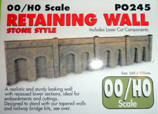 New Metcalfe retaining wall -stone- PO245 Suit Hornby