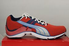 Men's Puma Mobium Elite Sneakers Red/Blue/White 18699407 Brand New in Box