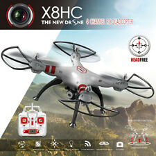 Syma X8HC 2.4G 6 Axis Gyro RC Quadcopter RTF Helicopter UFO Drone 2.0MP Camera