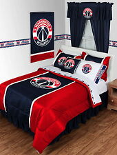 Washington Wizards Bed in a Bag Twin Full Queen King Size Comforter Set