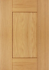 Solid Oak Shaker Lacquered Kitchen Cabinet Door Frontal In All Popular Sizes