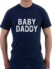 Baby Daddy Funny New Dad Father's Day Gift For New Father T-Shirt Novelty