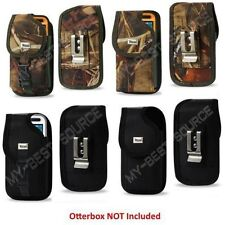 Secure Holster Clip Fits Otterbox Defender Case Droid Turbo 2 & Droid Maxx 2