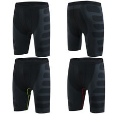 Mens Compression Base Layer Bottoms UnderWear PRO Athletic Apparel Tights Shorts