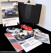2013 BMW M6 Convertible with Navigation Owners Manual Set  #B145