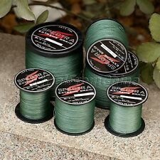 100/300/500/1000M Spectra Moss Green Super Strong Dyneema Braided Fishing Line