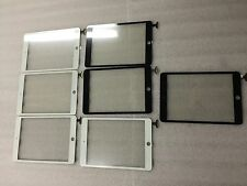WHOLESALE LOT OF 7 PCS Touch Screen Digitizer Front Glass for iPad mini