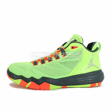 Nike Jordan CP3.IX AE BG [833911-303] Basketball Chris Paul Ghost Green/Orange
