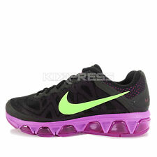 WMNS Nike Air Max Tailwind 7 [683635-006] Running Black/Flash Lime-Purple