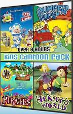 Brand New! Factory Sealed Kids Cartoon Pack (DVD, 2009) Free Shipping!