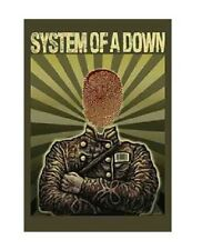 * SYSTEM OF A DOWN - SOAD SOLDIER LOGO - OFFICIAL TEXTILE POSTER FLAG