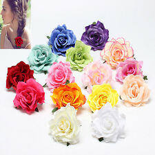 Wholesale Bridal Flower Hair Clip Hairpin Brooch Charm Wedding Party Accessories
