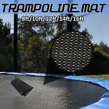 NEW Replacement Trampoline Mat Round Spring Spare 8ft 10ft 12ft 14ft 16 foot AU