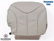 2002 GMC Yukon XL 1500 SLT -Passenger Bottom Replacement LEATHER Seat Cover TAN