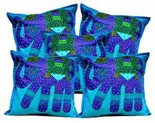 5pcs-100Pcs Patchwork Elephant Ethnic Beautiful Cushion Covers Wholesale Lot