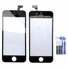 Top Front Glass Touch Screen Panel Digitizer For iPhone 5 Replacement with Tool