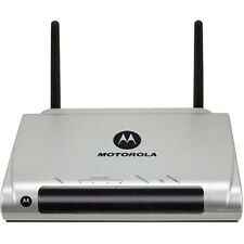 (Reduced) Motorola 2247 ADSL2+ Modem 4-Port Managed Switch Router