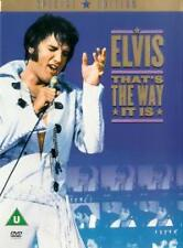 Elvis Presley - That's The Way It Is Special Edition Dvd New & Factory Sealed