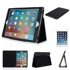 Folio Leather Wallet Smart Case Cover Sleep/Wake Stand for APPLE iPad+Pen