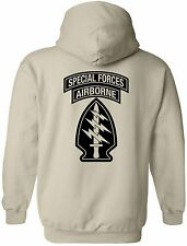 United States Army - Special Forces Airborne Hoodie