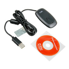 X360 PC Wireless Gaming Receiver for Microsoft XBOX 360 good for project