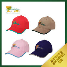2015 Presidents Cup Official Licensed Cup Basic Cap 4Color