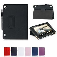 "Folio PU Leather Case Cover Stand Holder For Acer Iconia A1 A1-810 7.9'"" Tablet"
