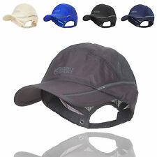 Sports Outdoor Quick-dry Lightweight Skin Baseball Cap Golf Tennis Visor Sun Hat