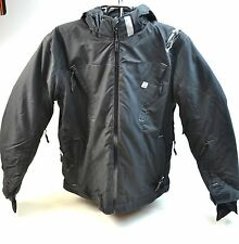 Women's Coldwave Sno Storm SnoStorm Snowmobile Jacket Black Ski Winter Jacket