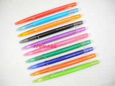 Pilot FriXion Ball Slim 0.38mm Erasable Rollerball Gel Pen,10 Color Available