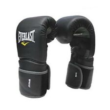 EVERLAST Boxing Protex3 Leather Heavy Bag Gloves Kickboxing Glove MMA Muaythai