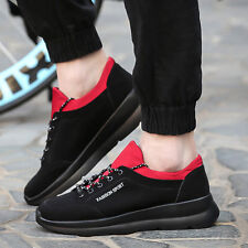 Fashion Men's Suede Casual Lace Up Running Athletic Trainer Sneakers Shoes Z69
