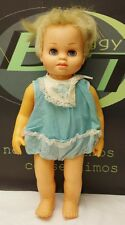 Mattel Tiny Chatty Cathy Vintage Doll NEEDS TLC