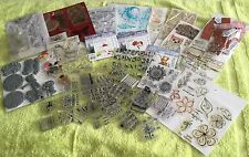 Clear Acrylic/Rubber Stamps assortment