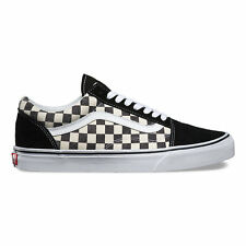 Vans - Checkerboard Old Skool Shoes Black/White