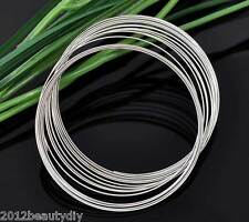 Wholesale Loops Memory Beading Wire for Bracelet 50-55mm