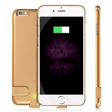 External Battery Clip Backup Charger Case Cover Power Bank For iPhone 6 6Plus