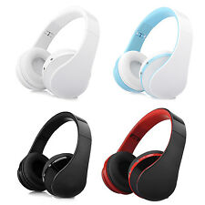 Wireless Bluetooth Stereo Headset Handsfree Headphones Earphone for iPhone WS
