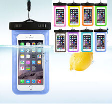 Underwater Dry Bag Waterproof phone case Bag For iPhone Cell Phone Touchscreen