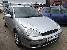 2004 Ford Focus 1.6i 16v LX STARTS+DRIVES SPARES OR REPAIRS