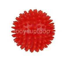Spikey Massage Ball Fitness Gym Hand Palm Back Neck Trigger Point Pain Relief
