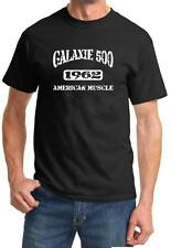 1962 Ford Galaxie 500 American Muscle Car Classic Design Tshirt NEW