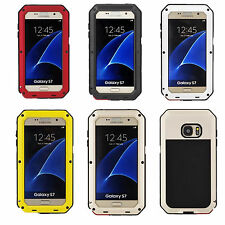 Waterproof Aluminum Shockproof Durable Cover Case For Samsung Galaxy S7 Edge /S7