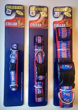 Florida Gators Officially Licensed NCAA Dog Collar - 3 Sizes (S, M, L)