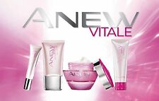 Avon Anew Vitale Anti-Aging Products Energy Charge healthy and glowing skin 25+